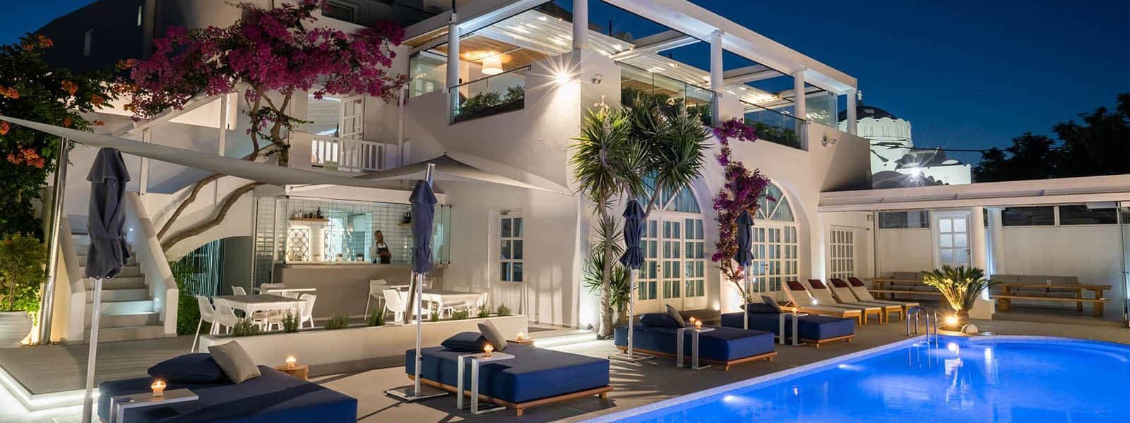 Aressana Hotel Santorin