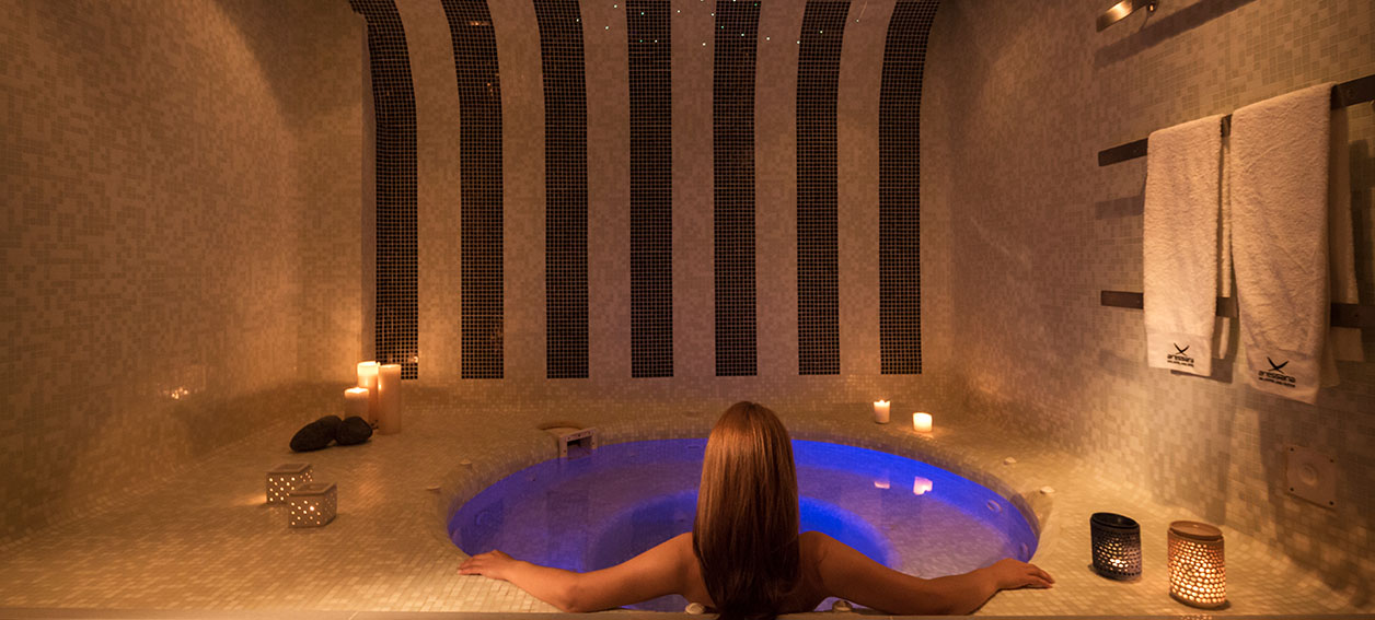 Treatments, Beauty, Relaxation. Inside Tefsion Kallos Spa.