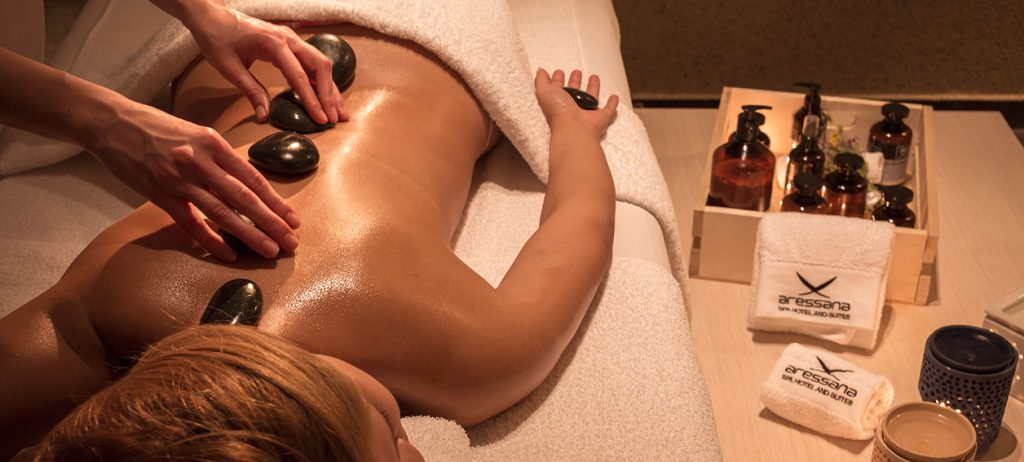 Enjoy the Tefsion Kallos of Aressana Spa Hotel & Suites Treatments!