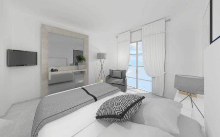 Arezana Room01 1 B&w