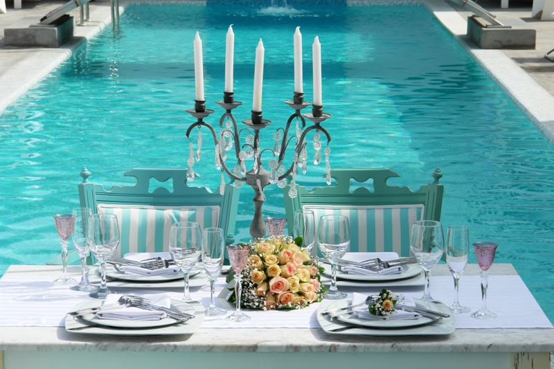 Wedding And Honeymoon In Aressana Spa Hotel & Suites!