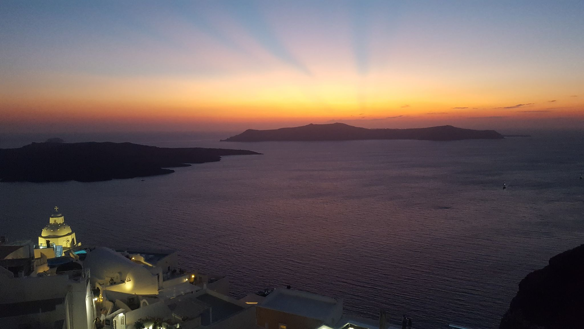 The Aressana Guide For Winter Travellers To Santorini