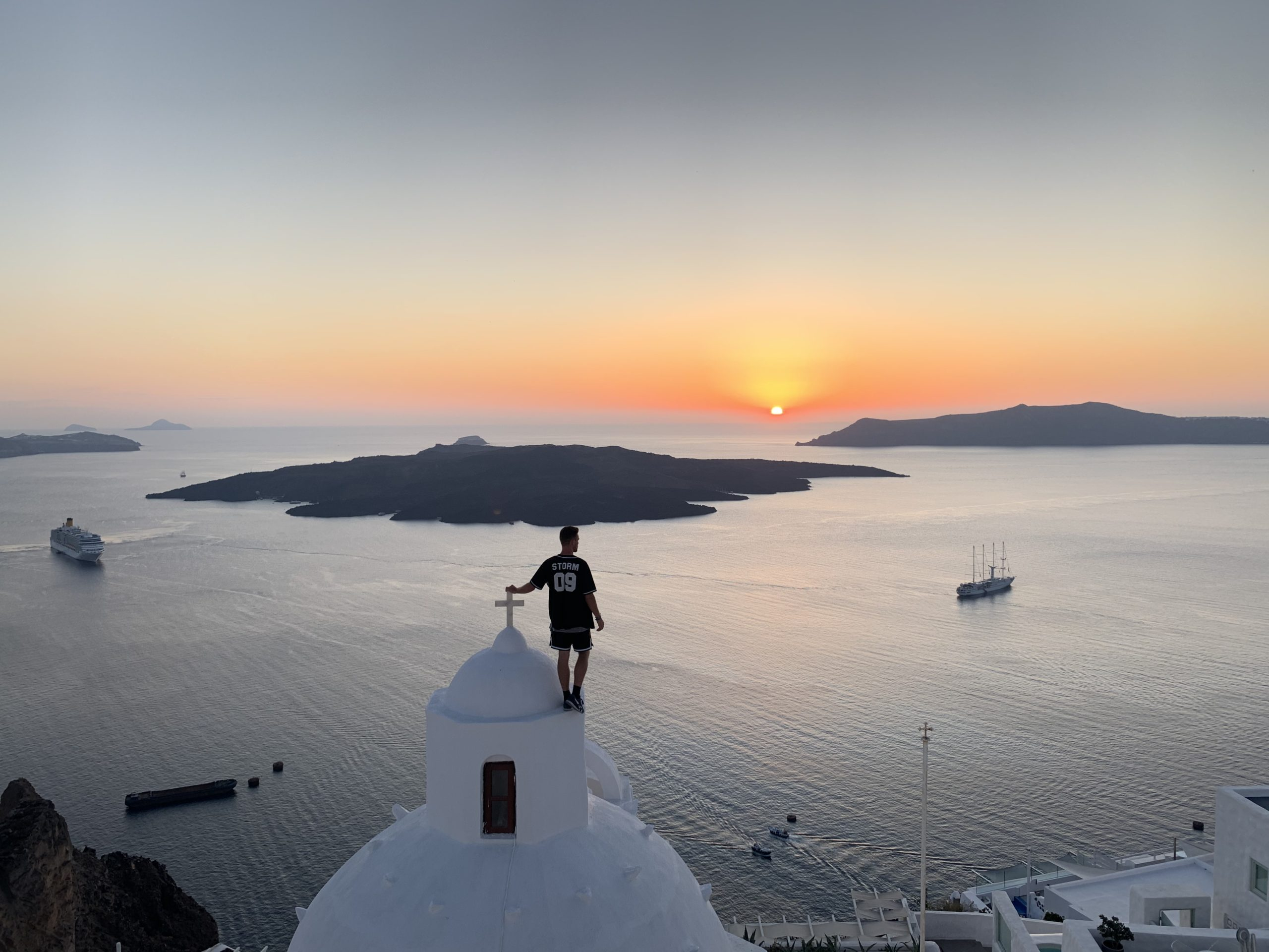 Santorini Insiders': The Best Sailing Experiences