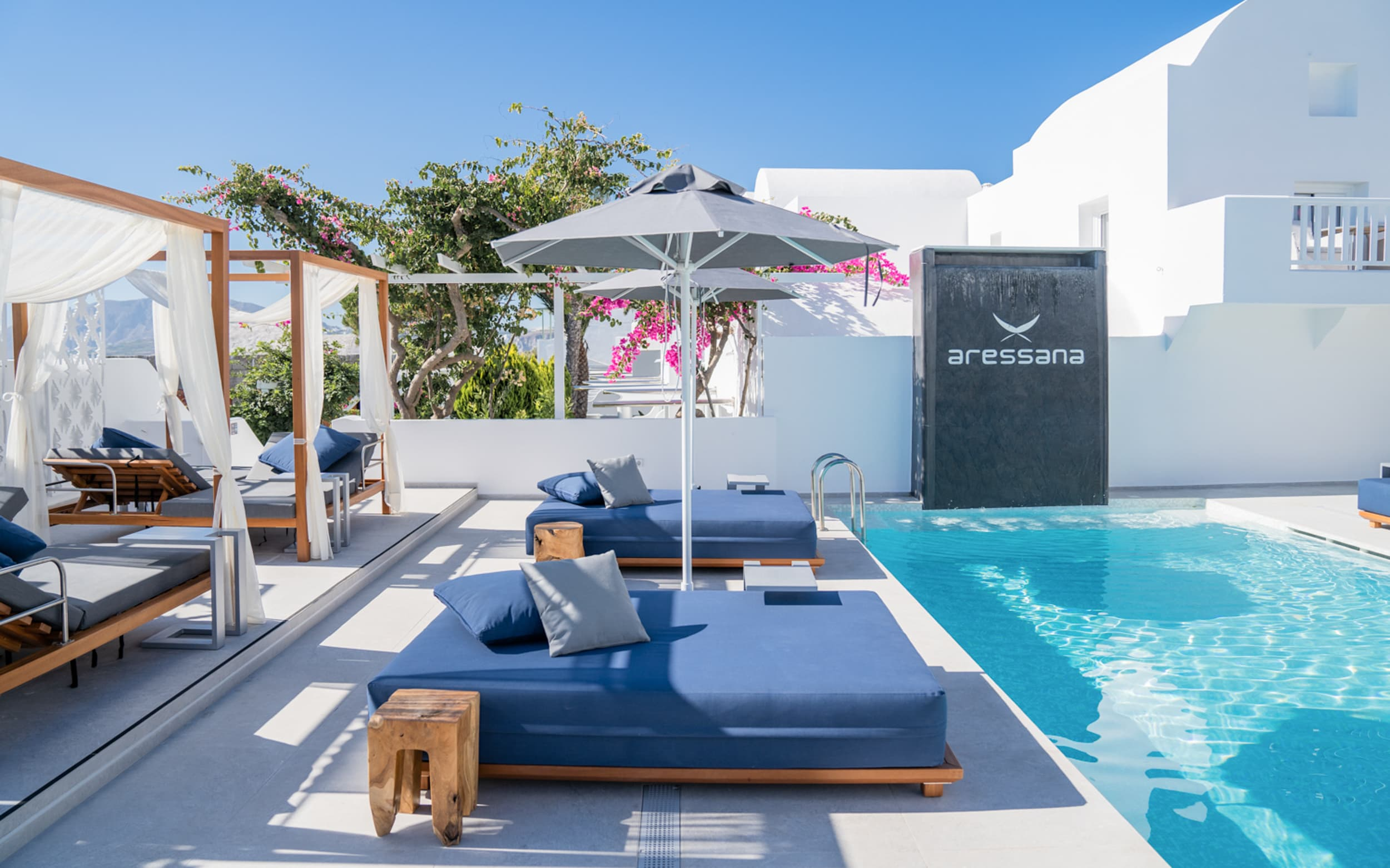 Days & Nights By The Aressana Swimming Pool